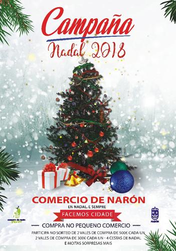 Campaña Nadal, 2018