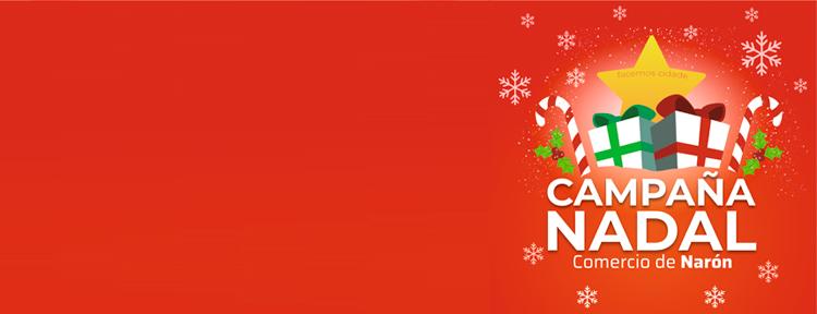 Campaña de nadal 2020 de promoción do comercio local