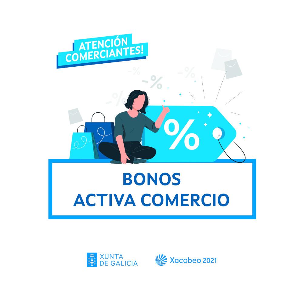 Bonos activa comercio de la Xunta